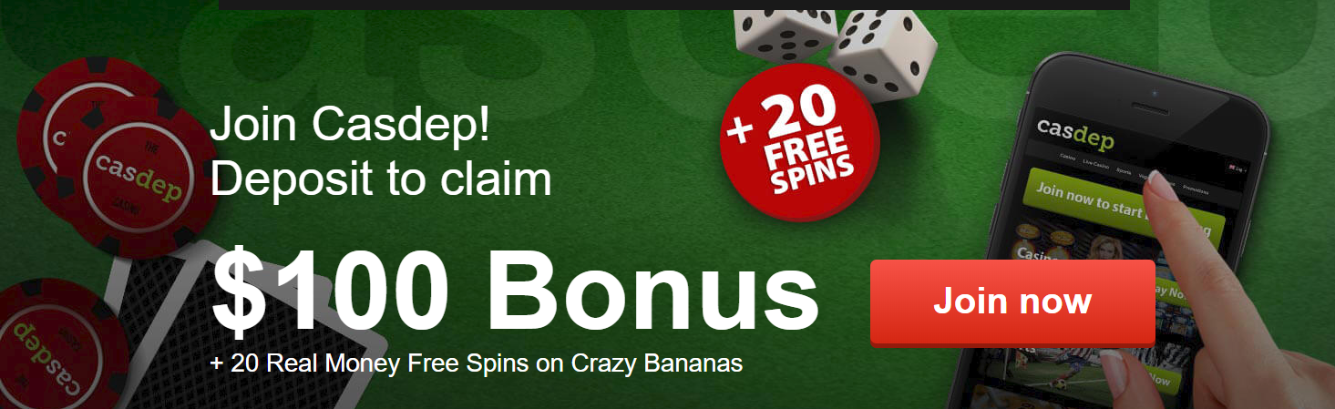 Play free casino and win real money